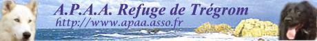 APAA - venez visiter le refuge de Trégrom en Bretagne